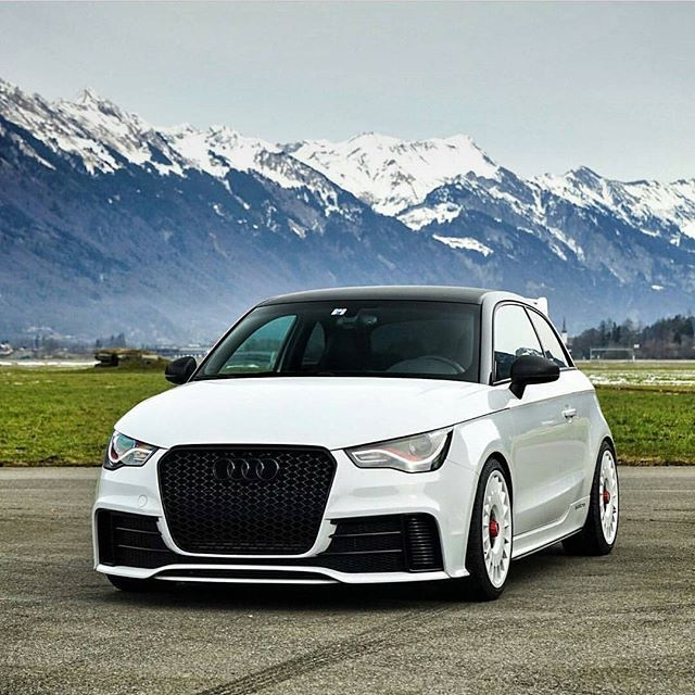 a1 quattro warm hot hatches pinterest audi a1 quattro audi a1 and wheels. Black Bedroom Furniture Sets. Home Design Ideas