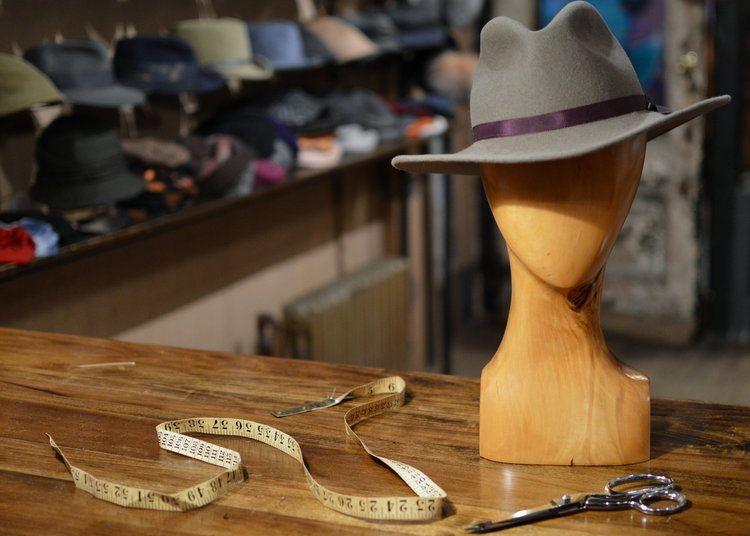 The Rancher Cowboy Hat In Grey East Village Hats Cowboy Hats Cowboy Western Fashion