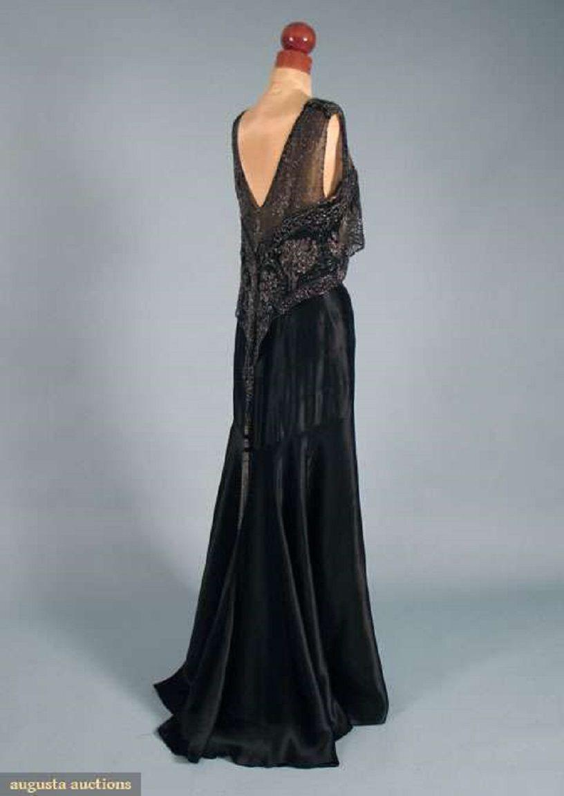 35b69ea6eba Jean Harlow Dress