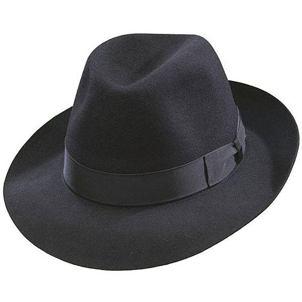 67792378e31 Borsalino Classic Fedora Hat