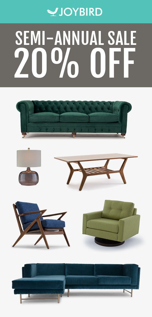 Joybird Likes To Do Things A Little Diffely They Believe That Furniture Should Be Custom Made Fit You And Your Home Save 20 On Everything Right