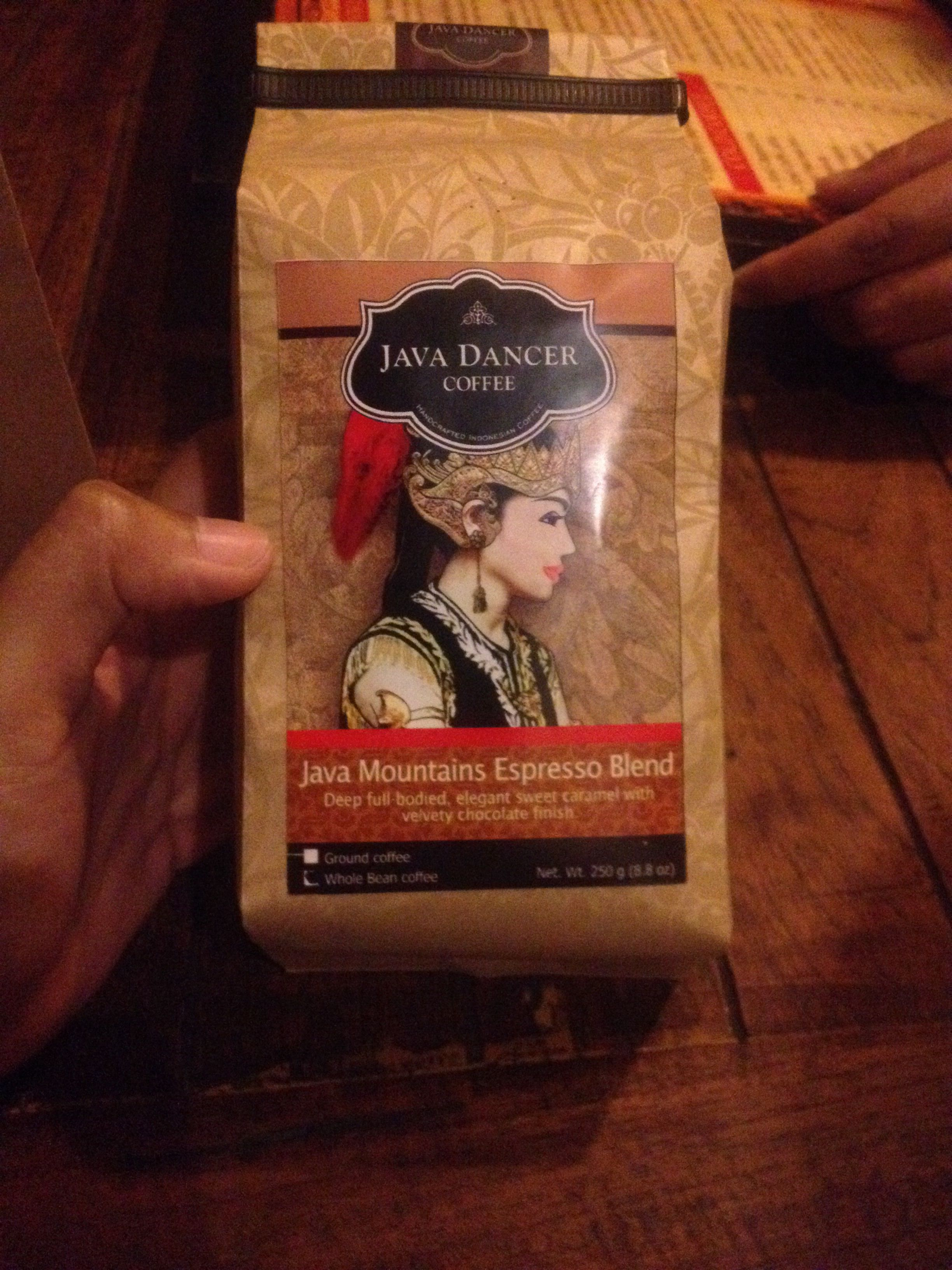 Java Dancer Malang East Java Note Not Jakarta An Expiry Date Rather Than A Roasting Date On The Package Should Have Buy Coffee Beans Coffee Beans Beans