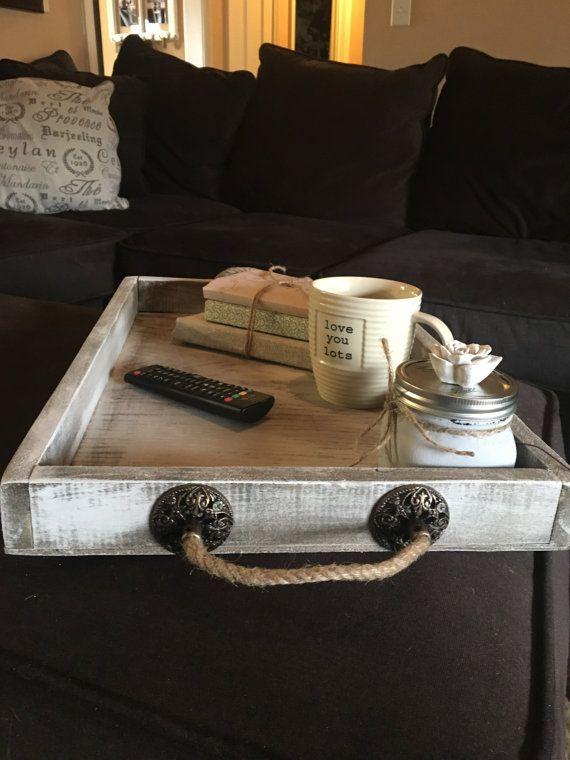 ottoman tray tv tray remote tray living
