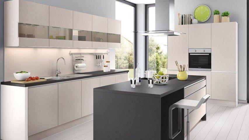moderne kuche design ideen nobilia werke, nobilia | küche basilika | pinterest | kitchens, Design ideen