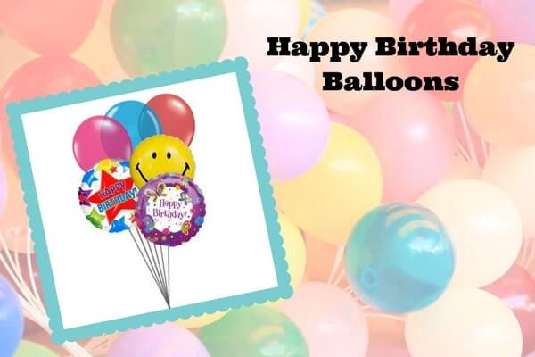 Send Birthday Balloons USA