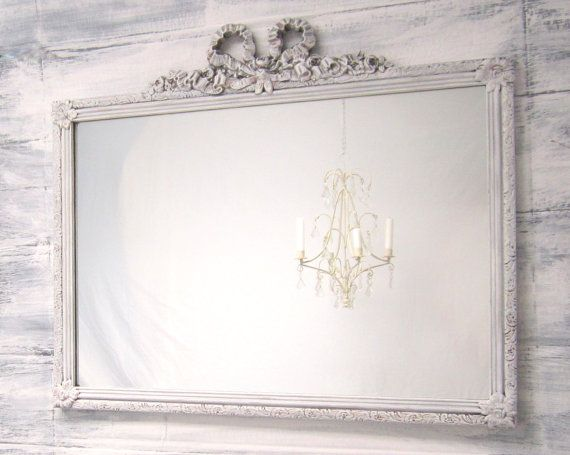 French country mirrors for sale vintage ornate framed for White framed mirrors for sale
