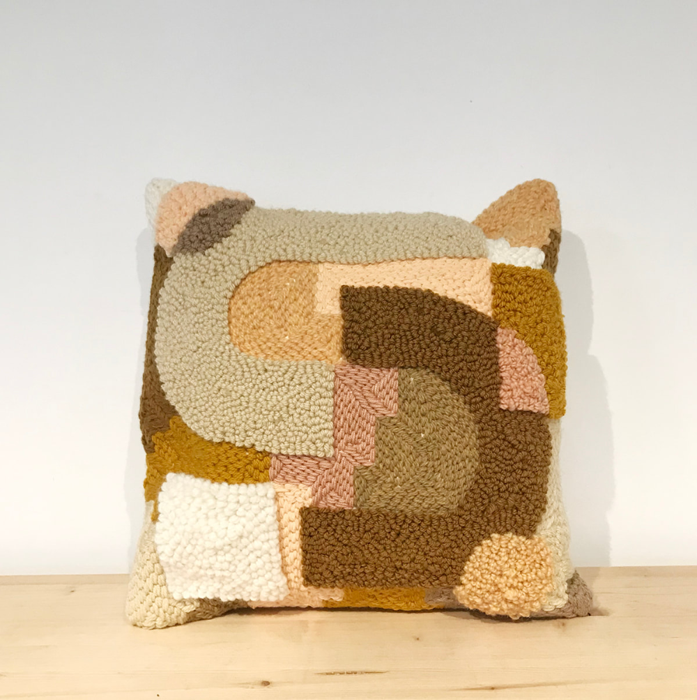 Handmade Punch Needle Pillows   Good