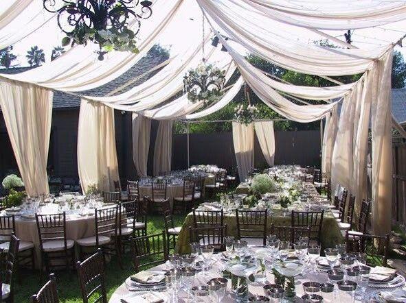 Outdoor Tent Alternative Diy Wedding Tent Wedding Tent Tent Wedding