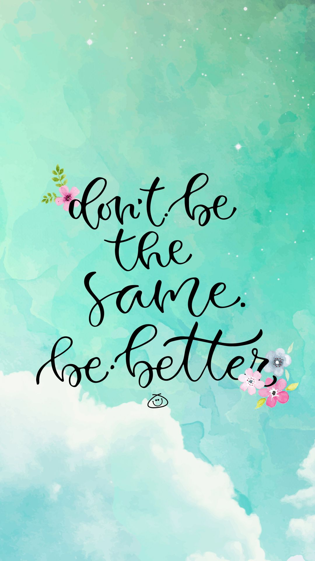 Free Colorful Smartphone Wallpaper December 25th Colorful Zone Wallpaper Quotes Positive Quotes Inspirational Quotes Wallpapers