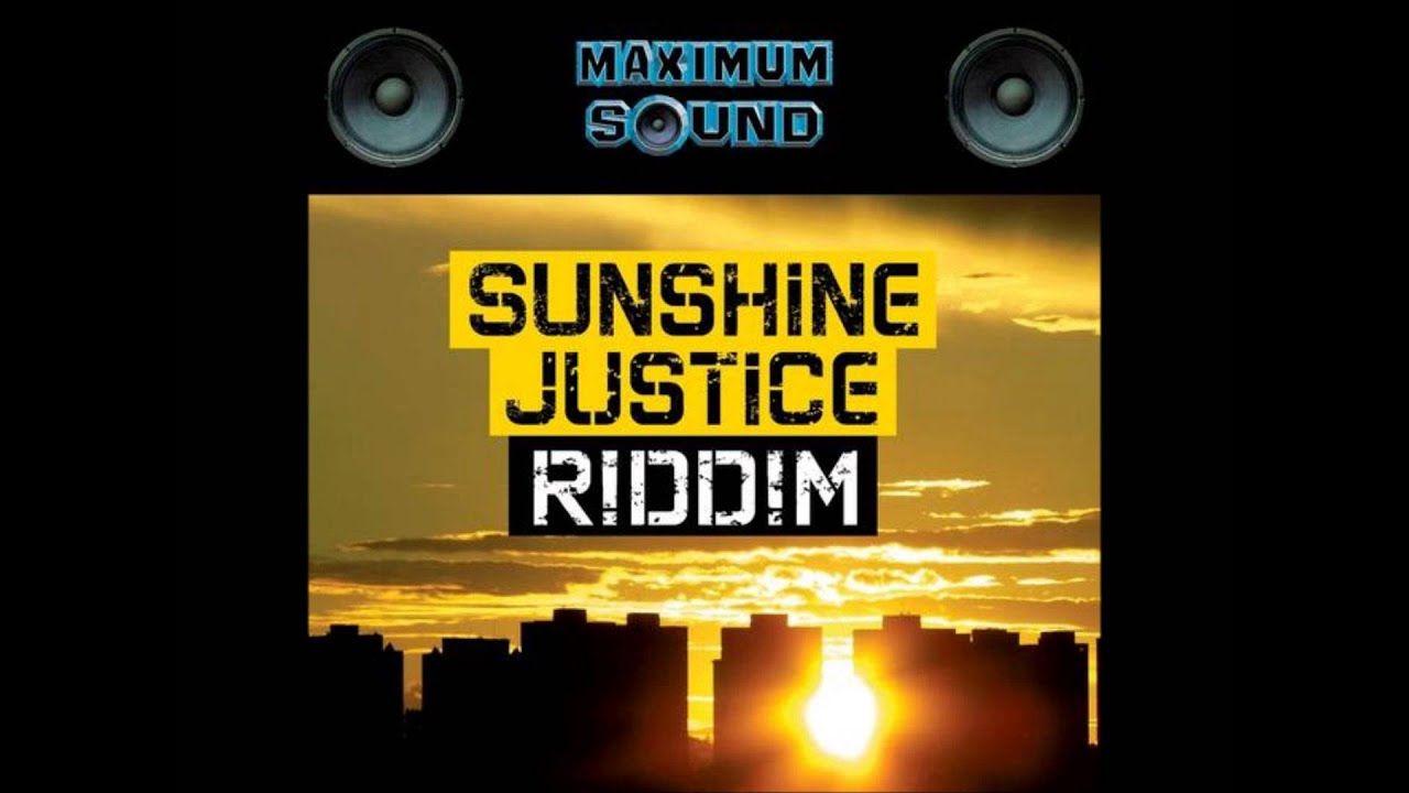 Sunshine Justice Riddim (Instrumental Version) | $#$ # FIRE$IN#ICE