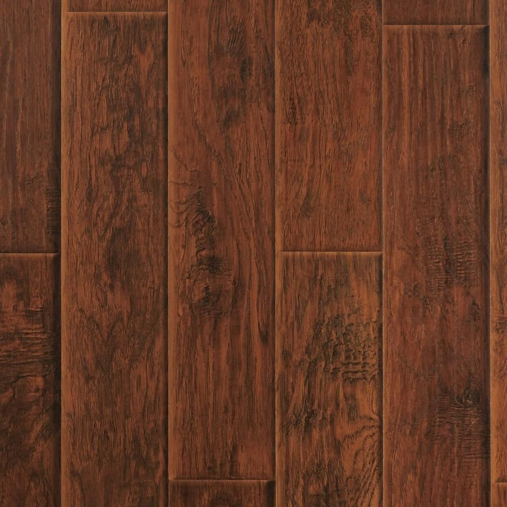 Hampstead Carolina Hickory Hand Scraped Laminate Floor Decor Laminate Flooring Flooring Floor Decor