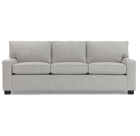 Mitchell Gold   Alex Sofa   Ultimate Basic: Clean, Current And Comfortably  Modern.