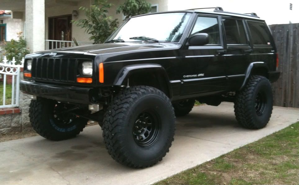 Body Lift And Suspension Lift Jeep Cherokee Forum Cars