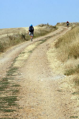 Camino a Castrojeriz