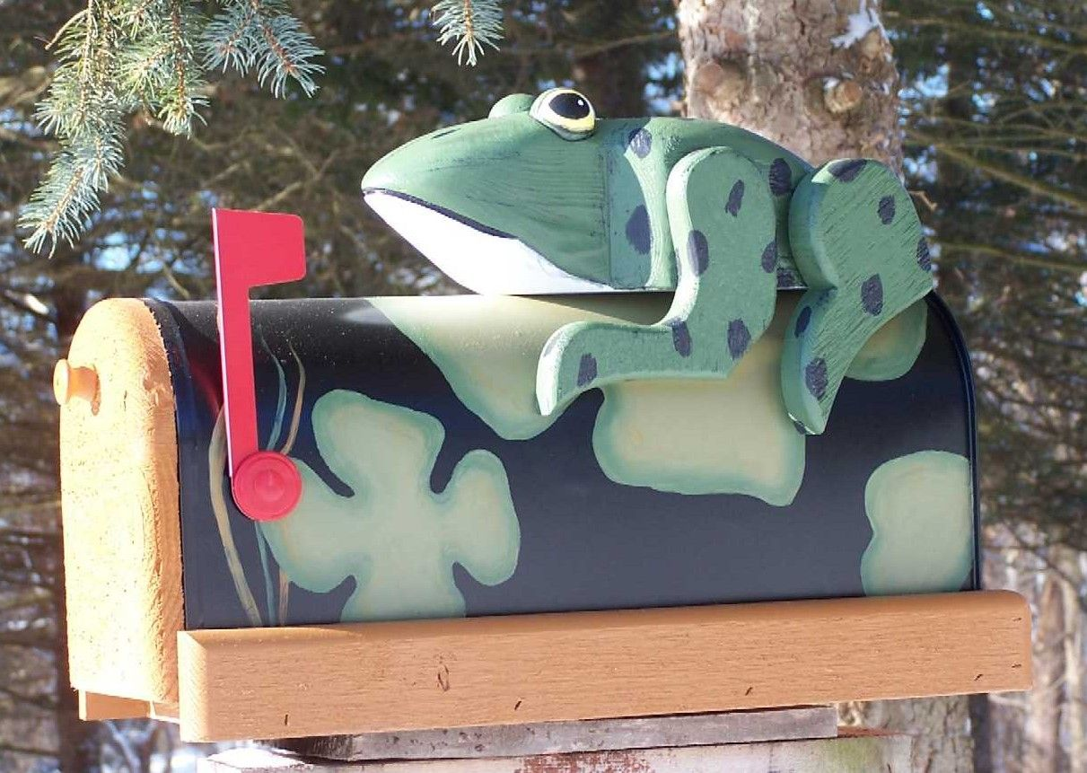 Pin by jessica llewellynwest on mailboxes cool