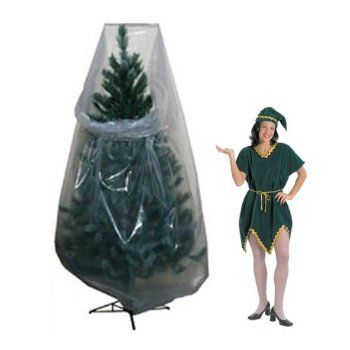 Christmas tree  sc 1 st  Pinterest & Christmas Shop For Clear Poly Vinyl Christmas Tree Storage Bag for ...