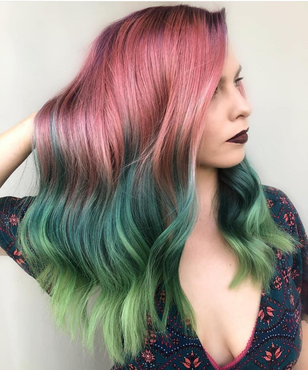 pindandelion on dyed hairstyles | pinterest | hair, hair color