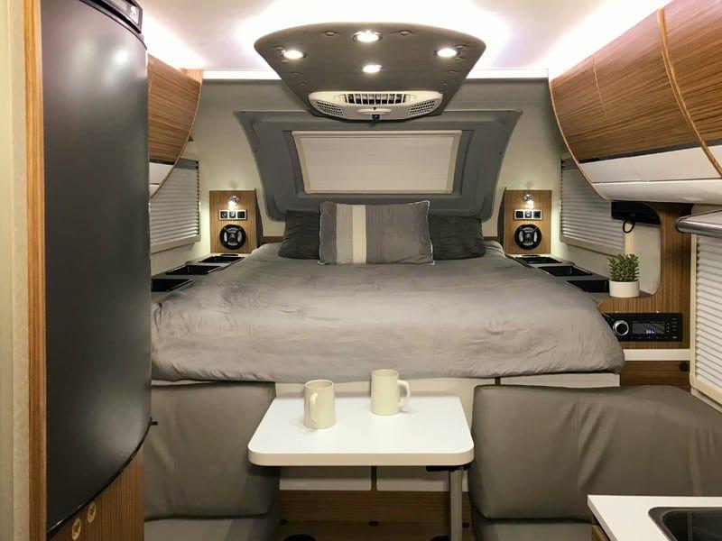 Tcm Exclusive 2019 Cirrus 720 Truck Camper Truck Bed Camper