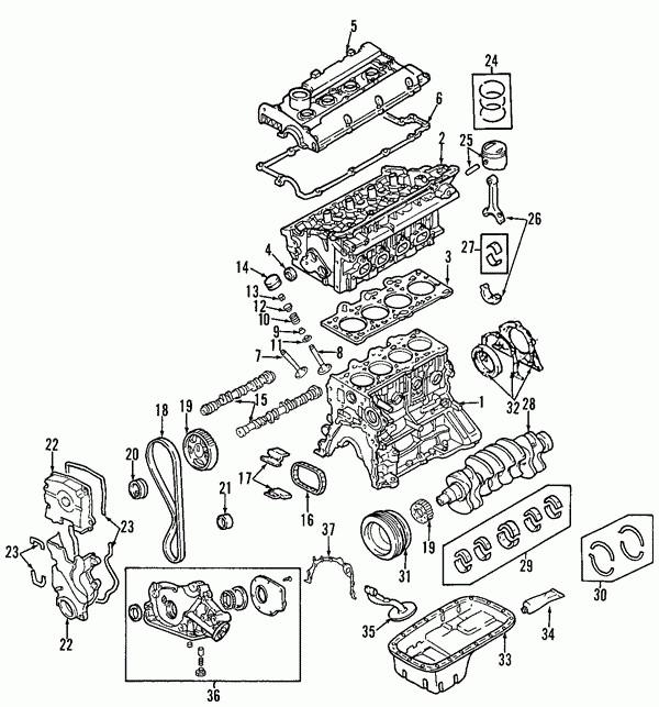 [DIAGRAM] 2006 Hyundai Tucson Engine Diagram