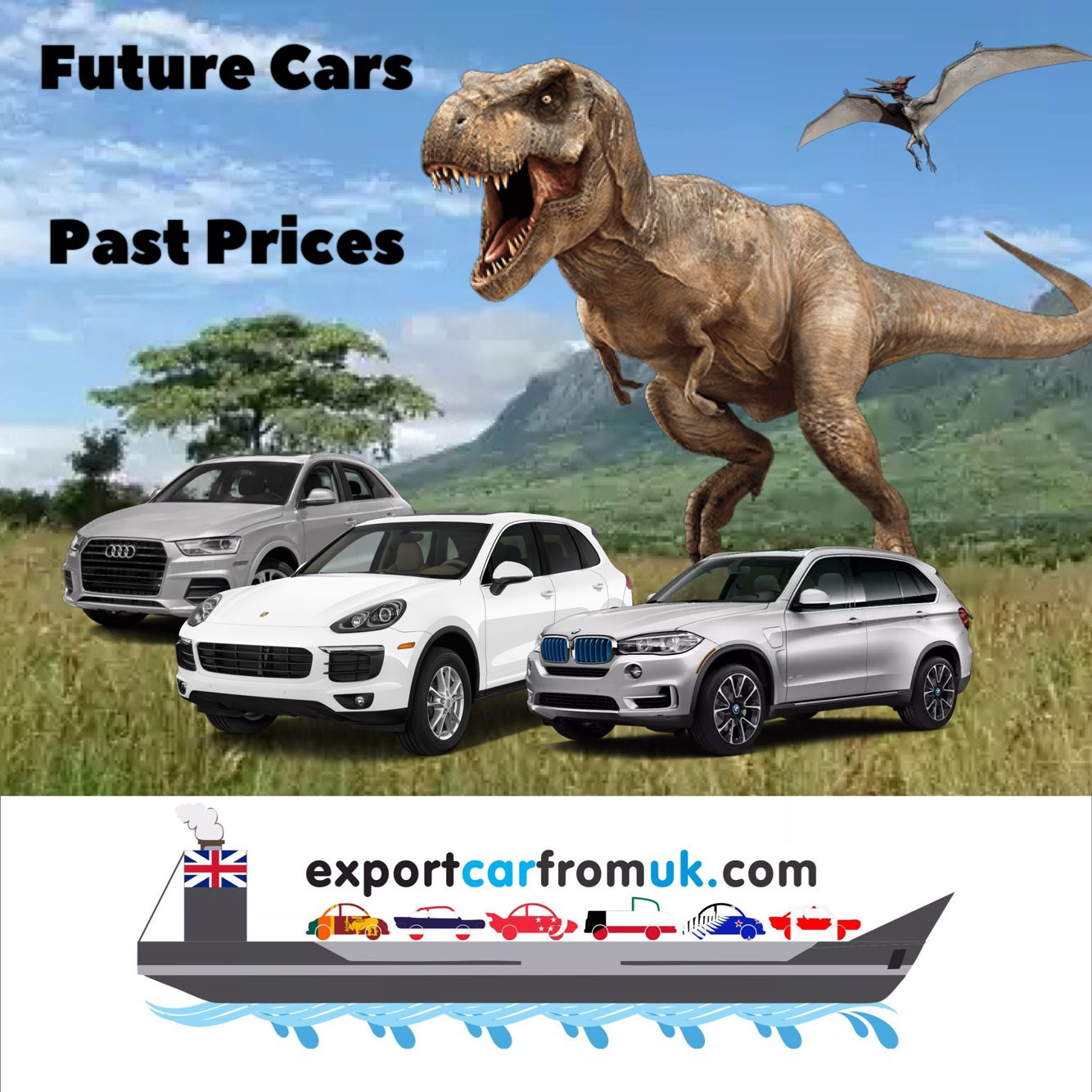 Futuristic Cars, Prehistoric Prices hybrid exportcars