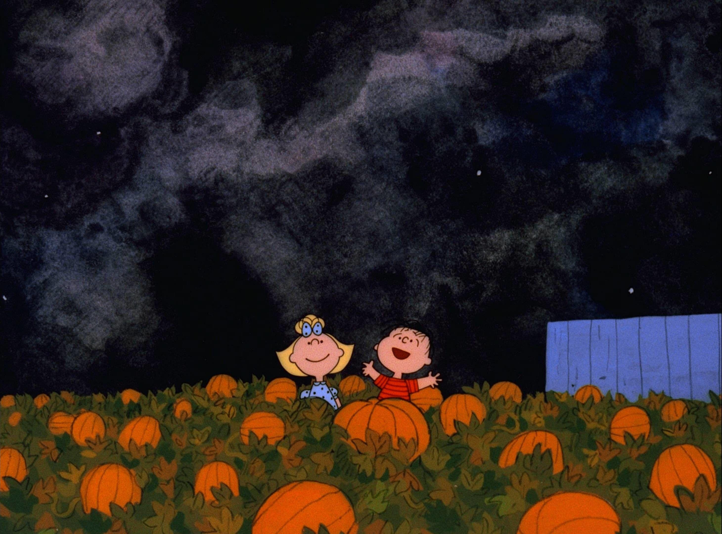2920x2160 Charlie Brown Halloween Wallpapers Hd Wallpapers Inn Halloween Wallpaper Charlie Brown Halloween Halloween Pumpkin Images