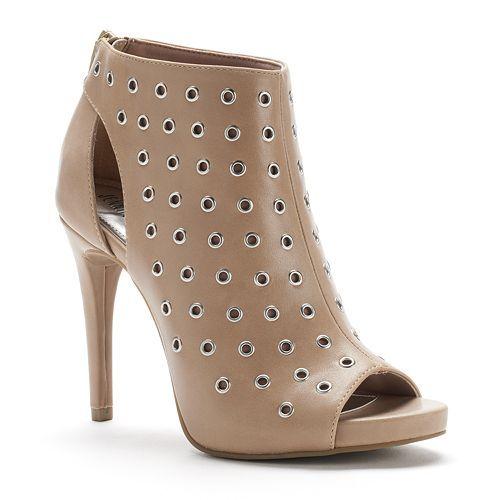 Jennifer Lopez Women's Cutout Peep-Toe Dress Heels #Kohls - Jennifer Lopez Women's Cutout Peep-Toe Dress Heels #Kohls Let's