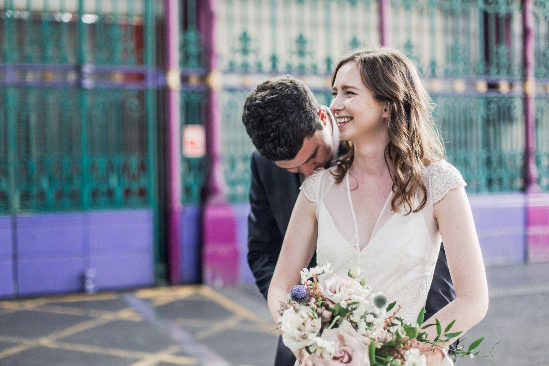 Wedding At St Etheldreda's Church & St John Restaurant   Charlotte Hu Photography