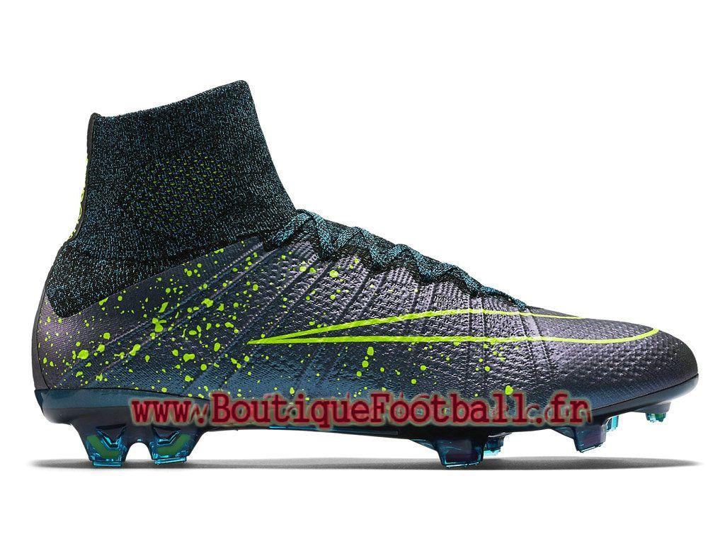 Nike Mercurial Superfly FG CR7 Chaussure de football à