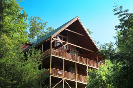 Above It All | Eden Crest Vacation Rentals