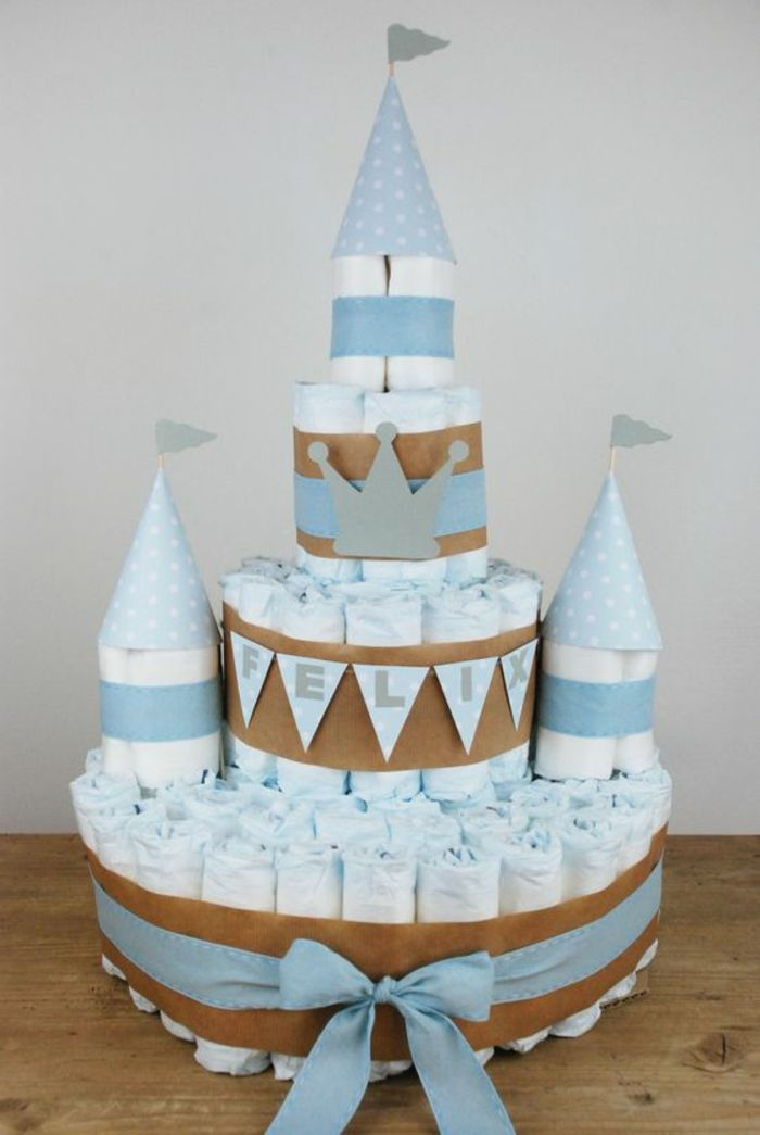1001 Idees Creatives Pour Organiser Une Baby Shower