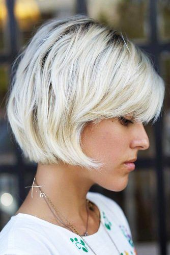 Choose The Right Short Bob Haircuts to Add Some Carefree Vibes to ...