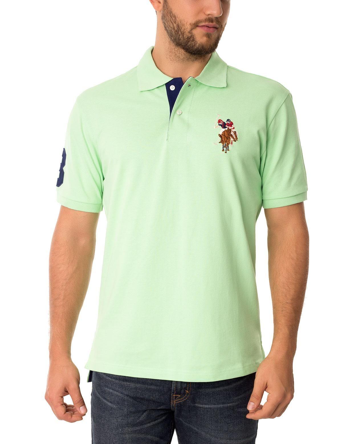 #US Polo Association - #US Polo Association U.S. Polo Assn. Multi Color  Logo. Polo Shirt BrandsPolo TeesMen's PoloTee ...
