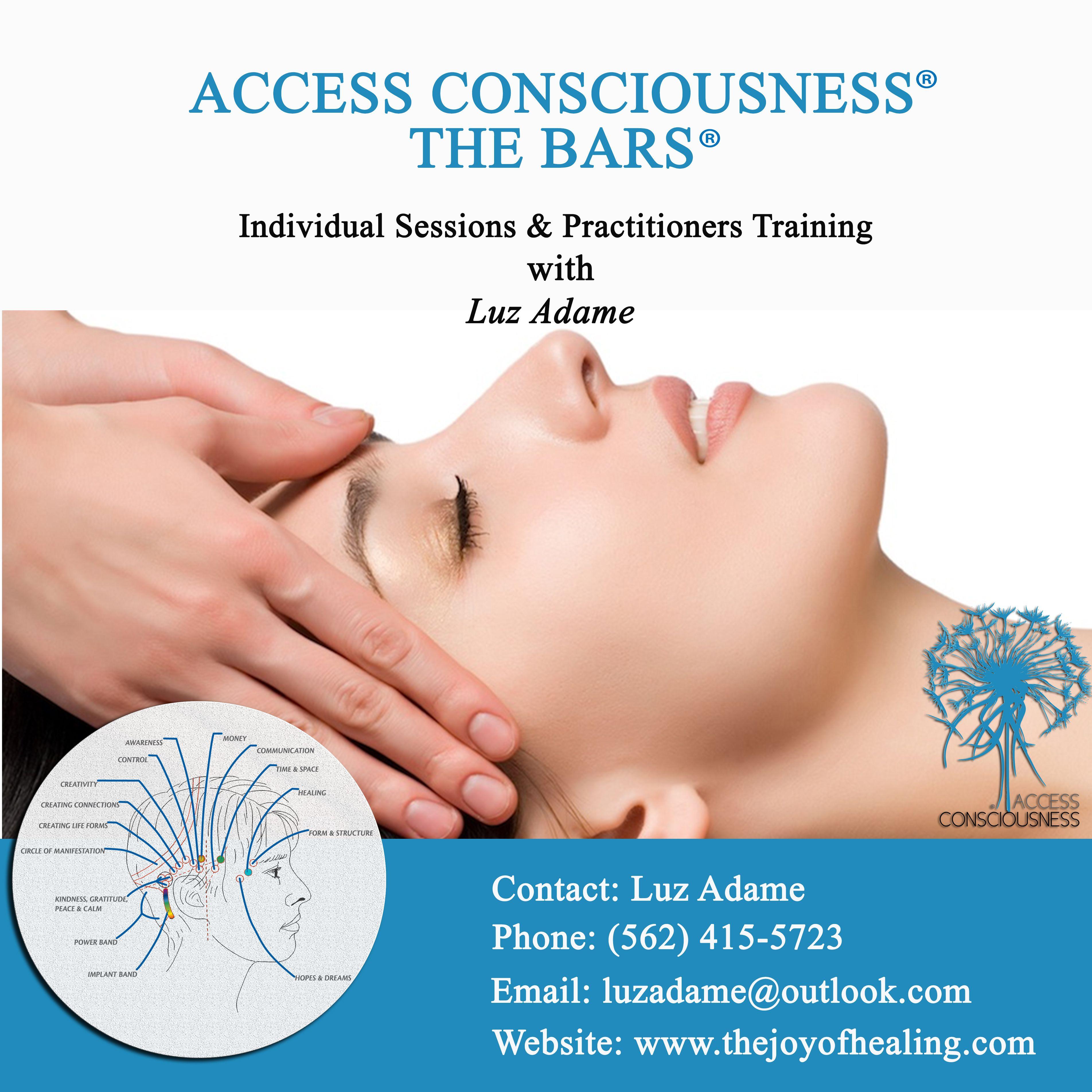 Access consciousness the bars access consciousness