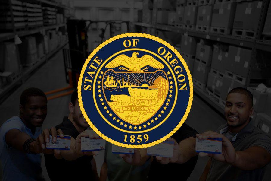 Forklift certification in oregon osha training license