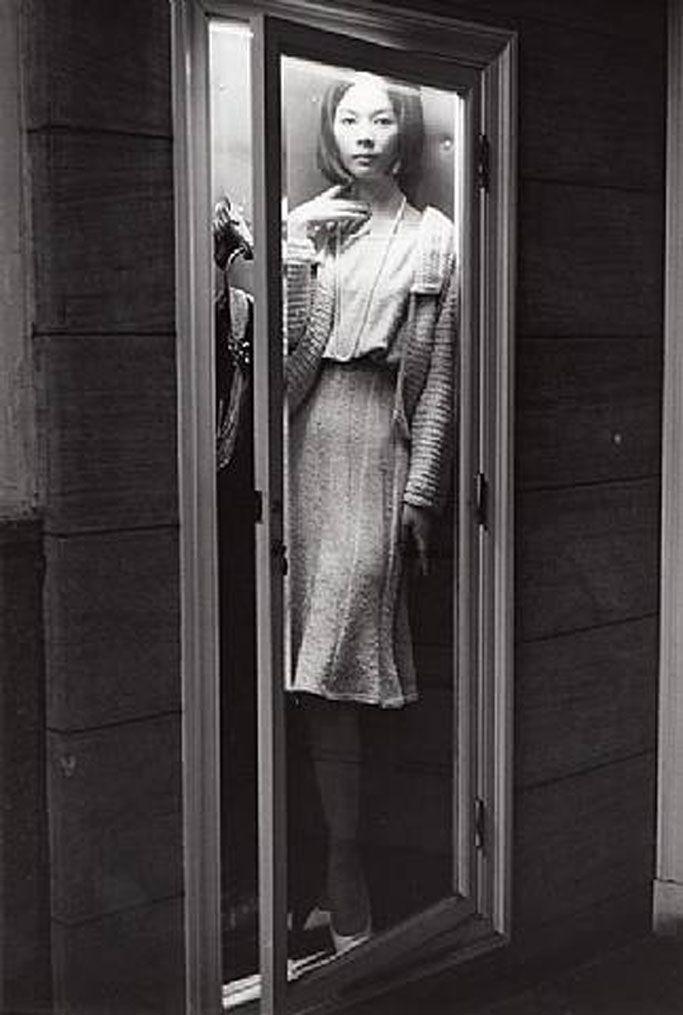 Model Hiroko Matsumoto, 1960s