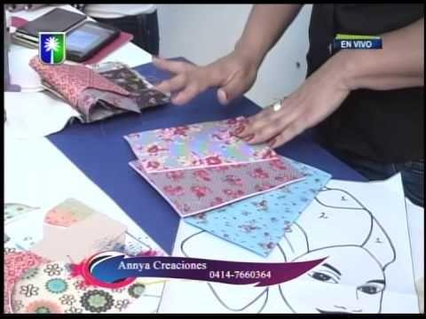 Ebisu Ideas Creativas, con Creaciones Annya elaborando cuadro en foamy