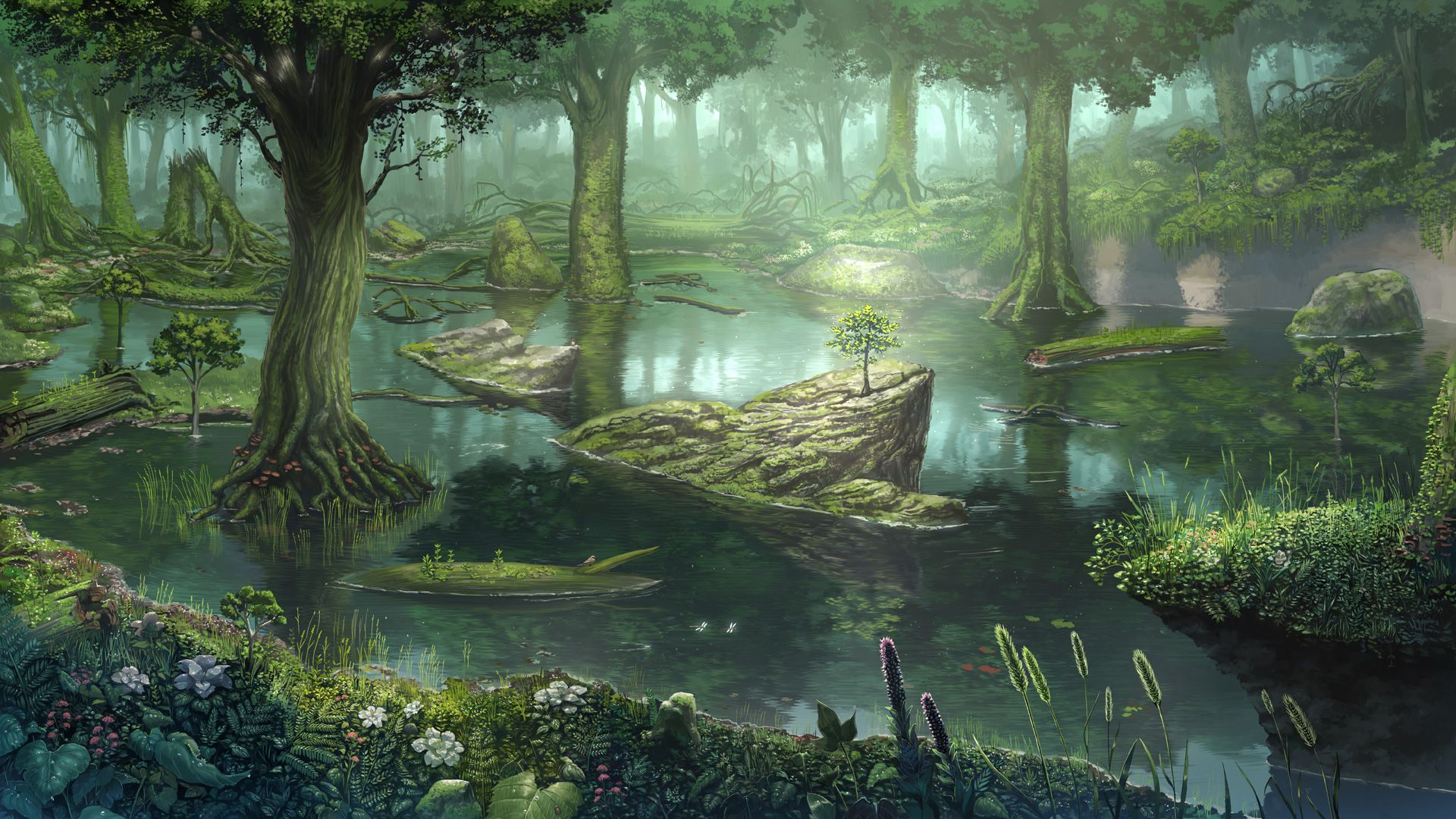 collection of fantasy theme paintings books worth reading