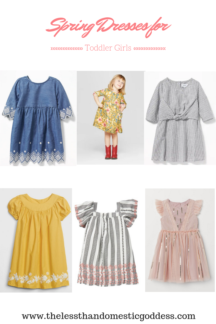 0b40a7da5b06 Adorable spring dresses for little girls perfect for family photos, Easter,  graduations, and beyond!