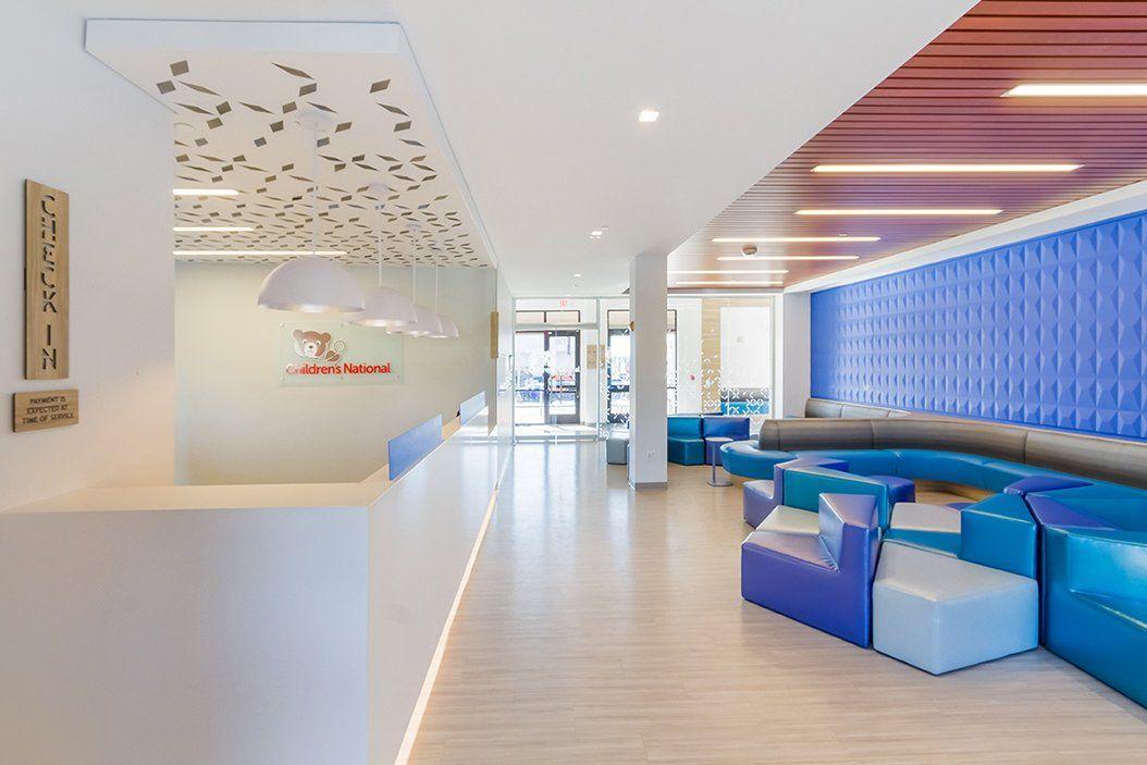 Annapolis Outpatient Clinic 0 Healthcare design