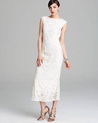 Boutique dress sleeveless soutache bloomingdales white on js collections soutache midi dress bloomingdales junglespirit Images