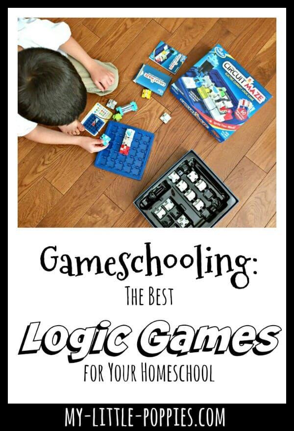 Gameschooling: The Best Logic Games for Your Homeschool