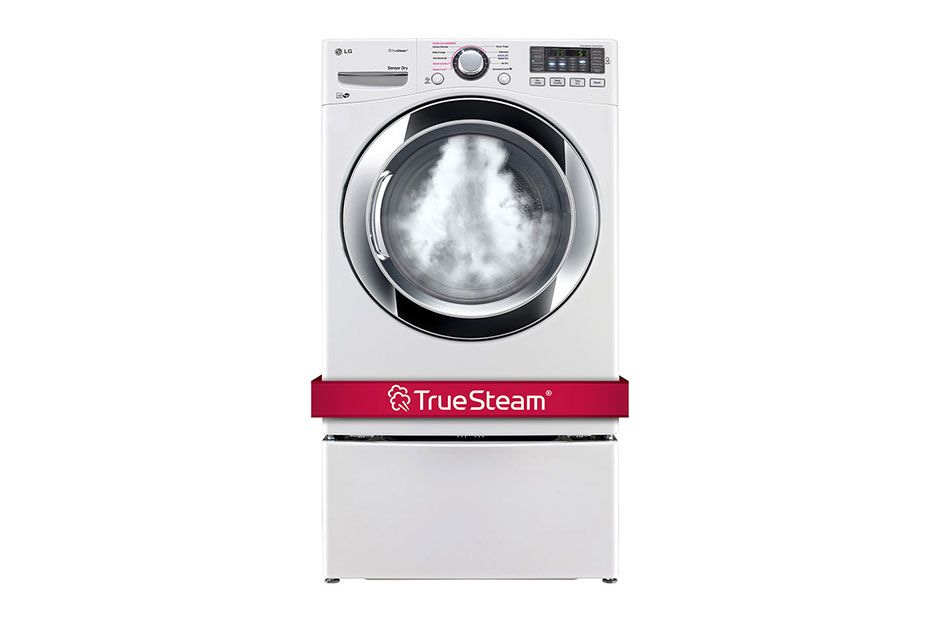 Lg Dlex3370w 7 4 Cu Ft Ultra Large Capacity Steamdryer W Nfc Tag On Lg Usa Lg Usa Find Picture Nfc Tag