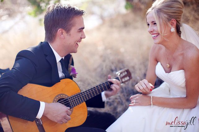 Explore Wedding Entertainment Playing Guitar And More