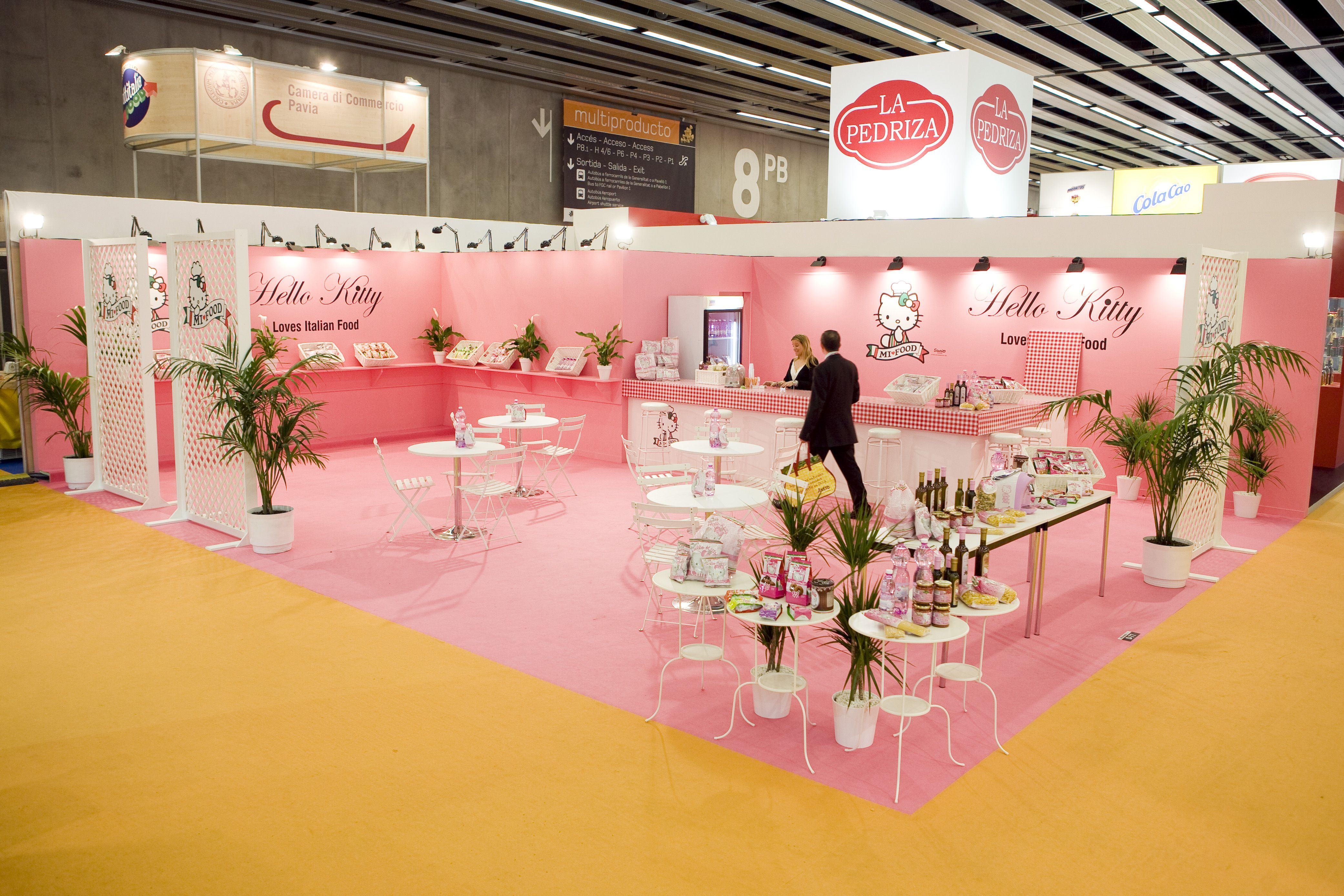 Stands By Servis Alimentaria Stand Builder Barcelona Spain