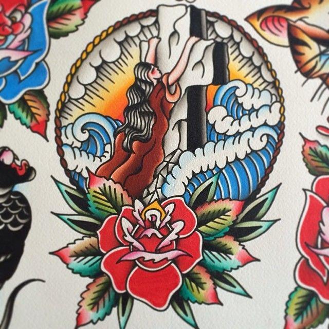 Tattoos By Dan Hartley Photo