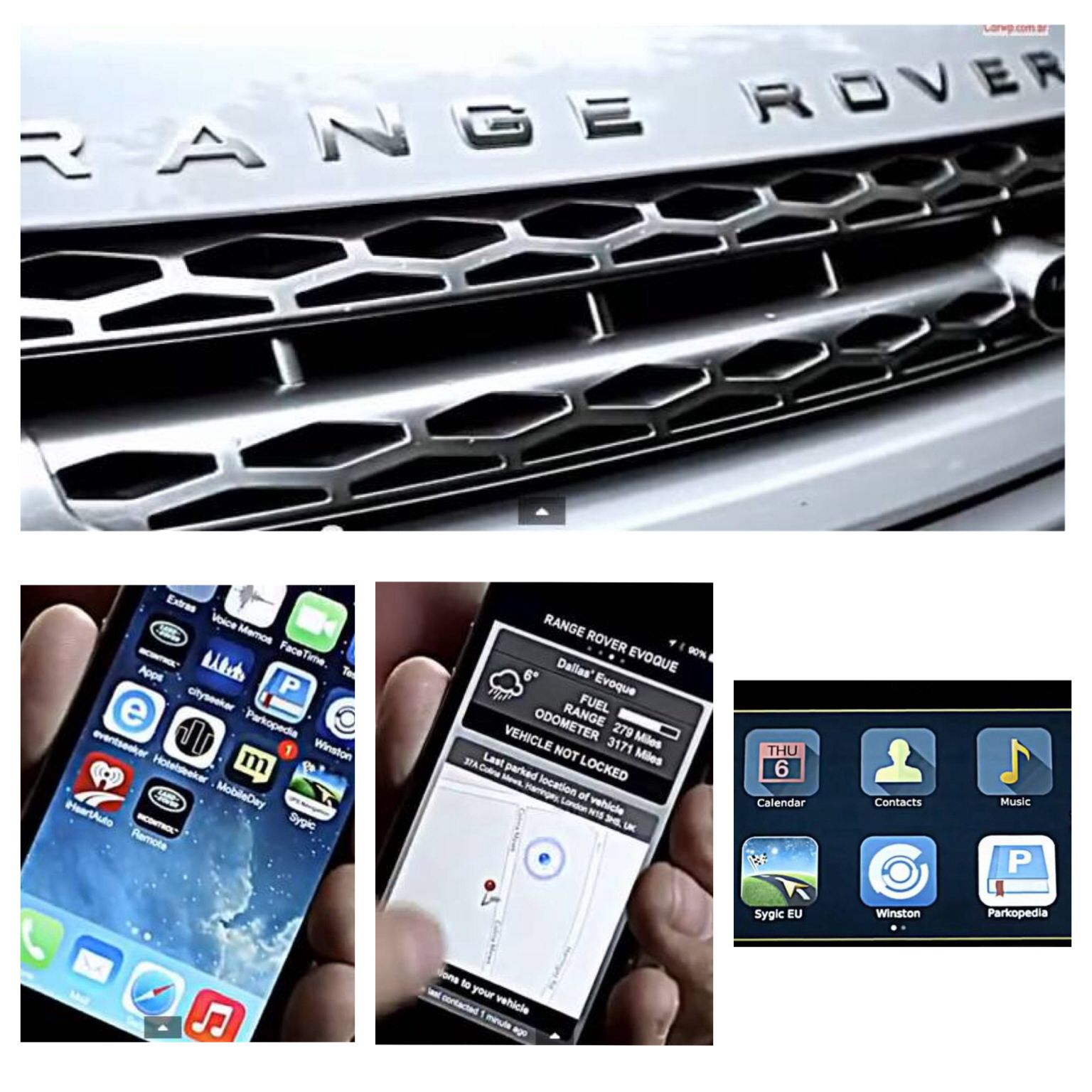 """Land Rover s new feature InControl Apps """"is about putting your"""