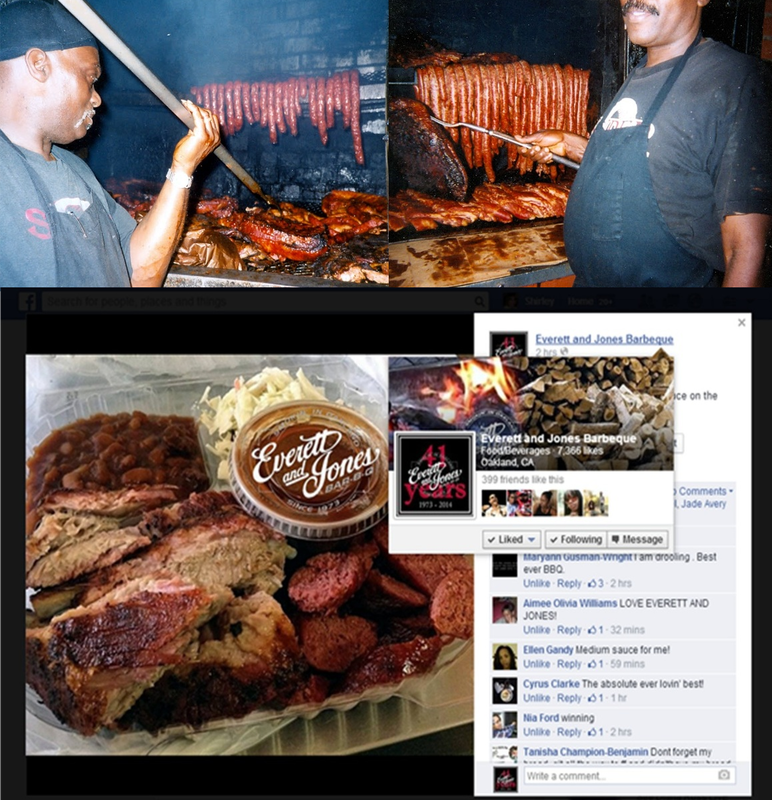 Pin By Everett And Jones Barbeque On The Restaurants