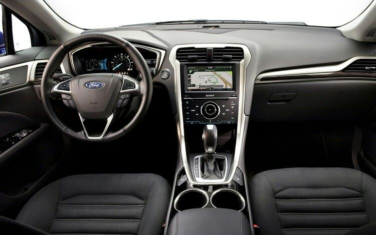Ford Fusion Hybrid Interior 1 Ford Fusion 2013 Ford Fusion Ford Mondeo