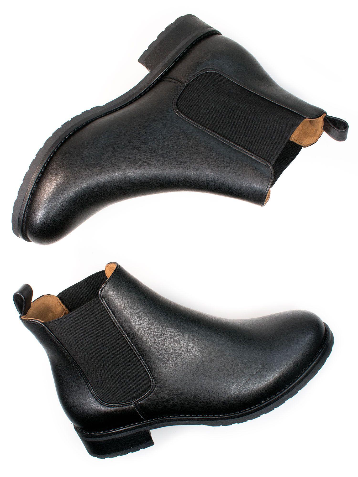 Luxe Smart Chelsea Boots Chelsea Boots Boots Vegan Shoes