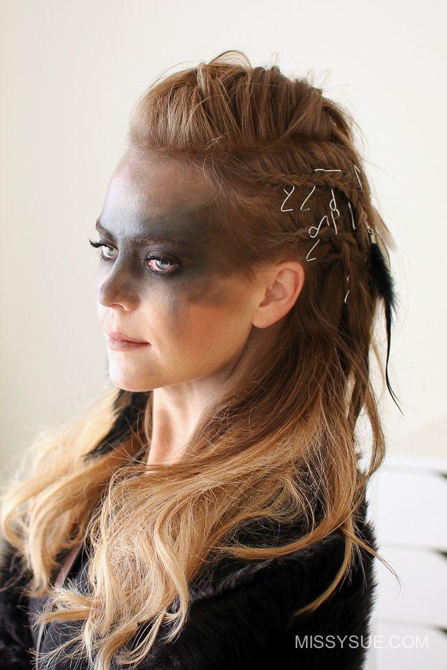 Missy Sue Beauty Style Viking Hair Hair Styles Hairstyle